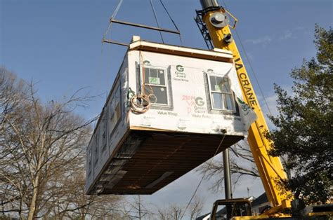 express modular how does a modular home get assembled part i getting