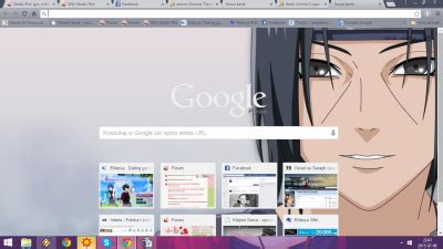 theme chrome naruto naruto chrome themes themebeta