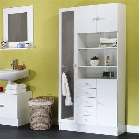armoire avec miroir 4 portes 5 tiroirs 3 niches