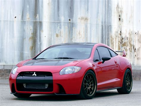 mitsubishi car 2006 2006 mitsubishi eclipse ralliart concept review