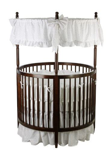 Unique Crib by 16 Beautiful Oval Baby Cribs For Unique Nursery