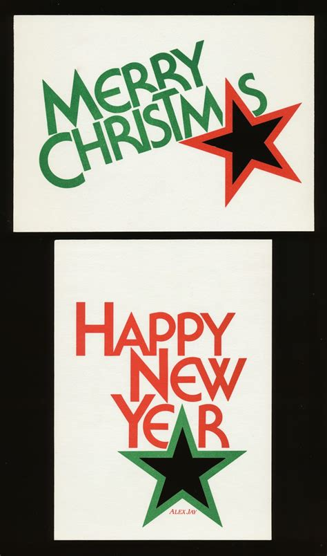 tenth letter   alphabet typography merry christmashappy  year
