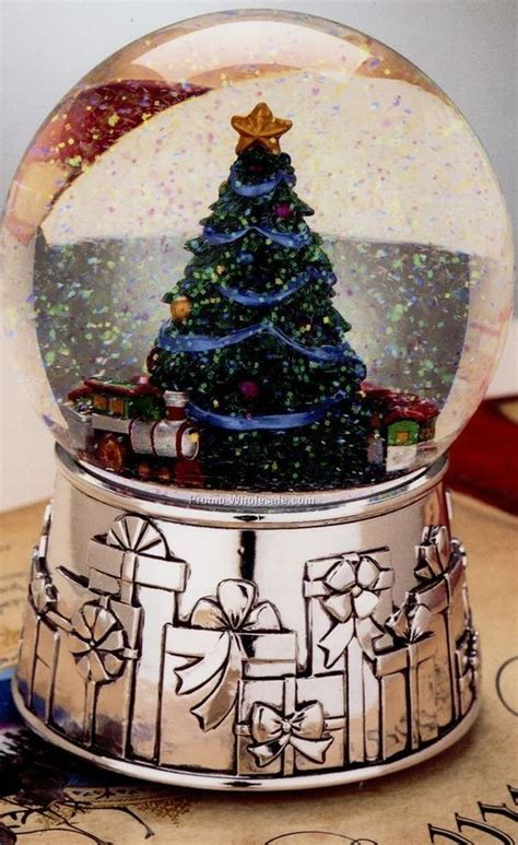 christmas snow globes antique christmas and globes on