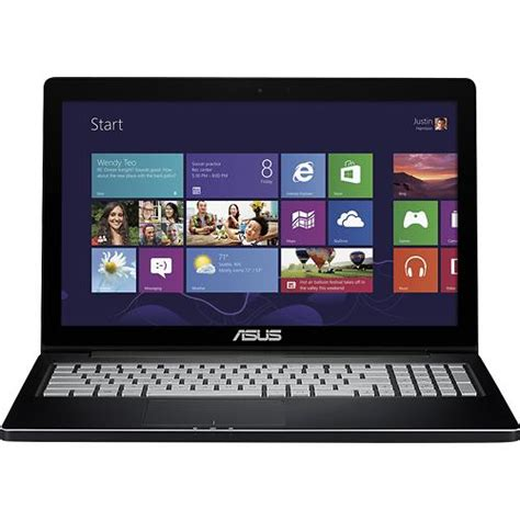 Asus Laptop Touch Screen asus q501la bbi5t03 15 6 inch touch screen laptop pc review reviews computers new technology