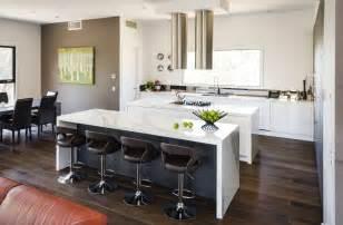 High Top Kitchen Island - stunning modern kitchen pictures and design ideas smith amp smith kitchens
