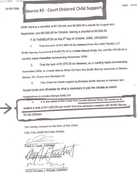 Child Support Court Records Authorization Letter This Child Custody Sle Declaration Letter For Child Custody
