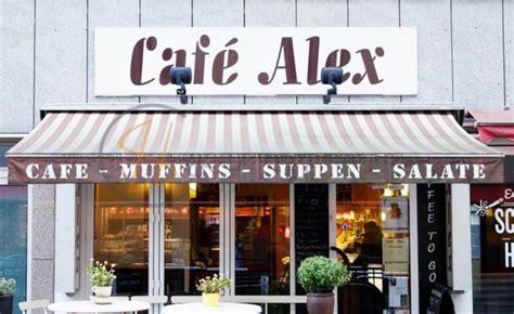 alex cafe caf 233 alex aus frankfurt