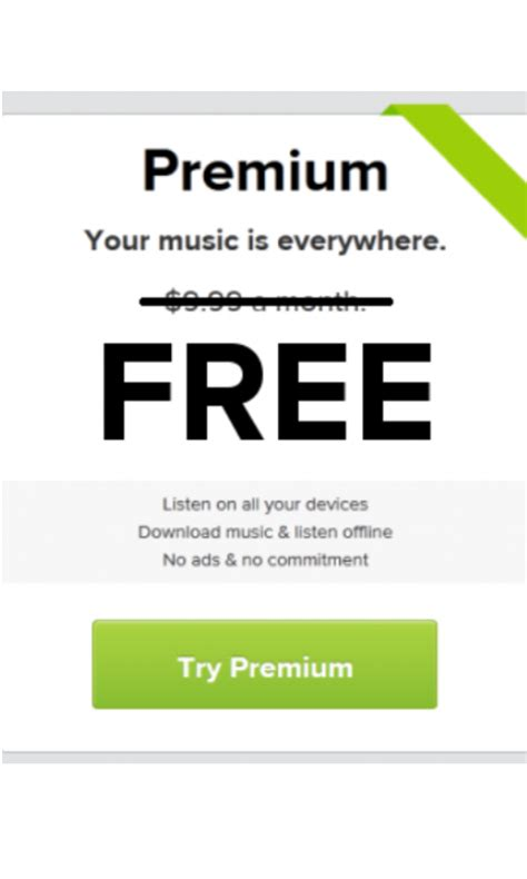 spotify hack android free spotify hack premium account for free apk for android getjar