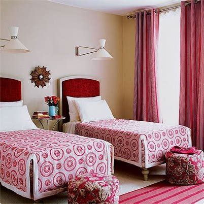 twin beds girls key interiors by shinay decorating girls room with two