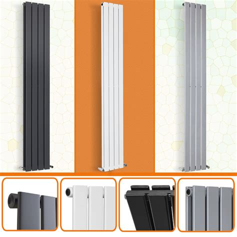 bathroom heating panels vertical radiator designer flat panel column bathroom