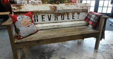 tailgate bench diy repurposed tail gate maybe your next diy project sarah