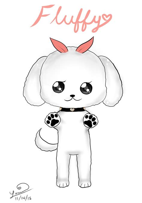 hi puppies 2 hi puppies 2 request 1 fluffy by necryonics on deviantart