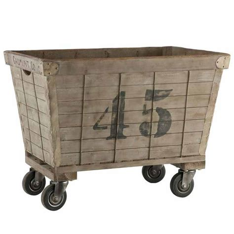 industrial laundry carts images