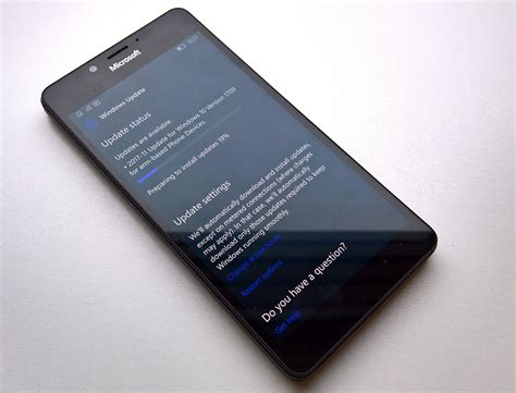 mobile production windows 10 mobile production advances to build 15254 12