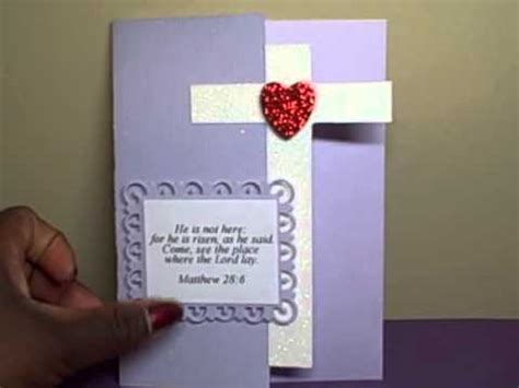 catholic easter card template easter card cutting cafe dt project