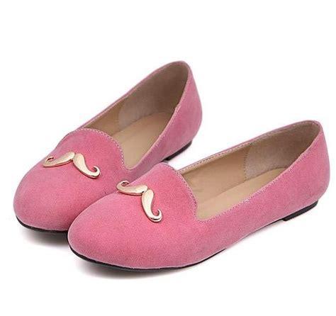 design flat shoes mustache design flat shoes on luulla