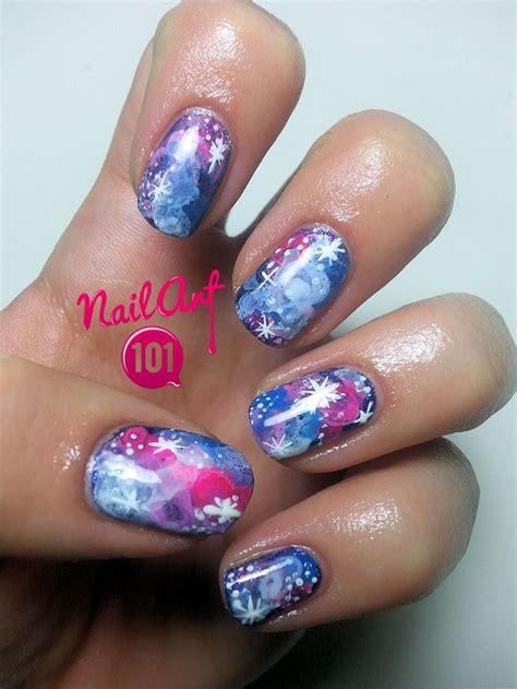 nail art watercolor tutorial 17 best images about my nail art on pinterest nail art