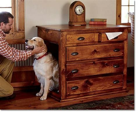 dog crate made out of dresser old dresser to cover dog kennel home