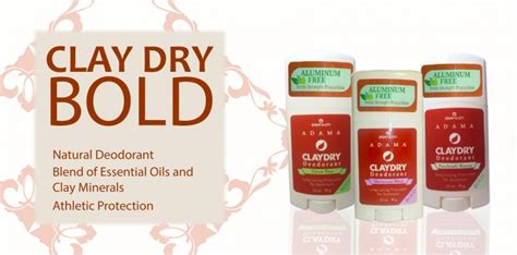 Clay Detox Pdf by Zion Health Launches Deodorant Formulated With