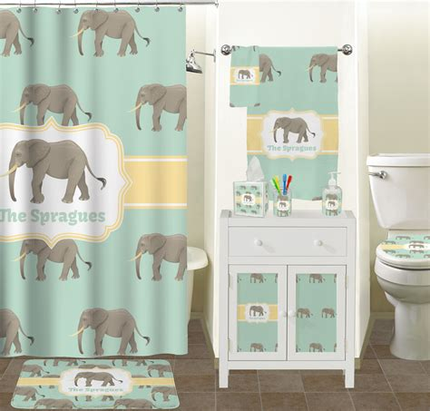 baby bathroom shower curtains elephant shower curtain personalized baby n toddler