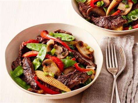 best wok for stir fry beef stir fry recipe trisha yearwood food network
