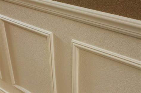 Wainscoting Textured Walls by Wainscoting I Can Do This Even With Textured Walls