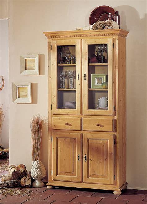 kirschbaum möbel antik vitrinenschrank fichte massiv bestseller shop f 252 r m 246 bel
