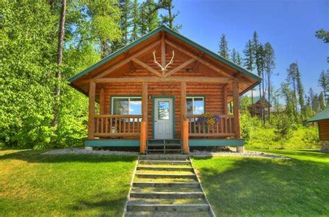 Glacier National Park Cabin by Lodging Near Glacier National Park Standard Cabins