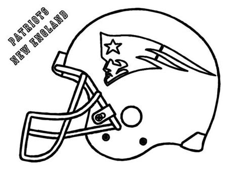 coloring pages for new england patriots new england patriots coloring pages coloring home