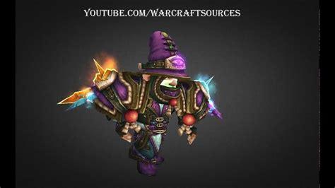 challenge mode mage gnome mage challenge mode set elemental triad armor