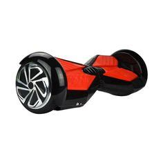 Lamborghini Sweepstakes - 8 inch big tire self balancing electric hoverboard in grey with bluetooth electric