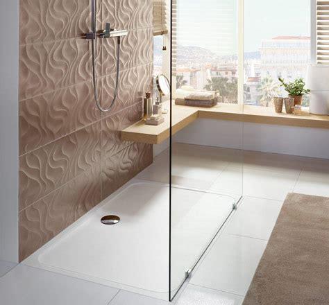 rollstuhlgerechte badezimmer grundrisse barrierefreies badezimmer einrichten mit villeroy boch