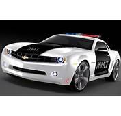 Chevrolet Camaro Police Car Photo Gallery 1/10