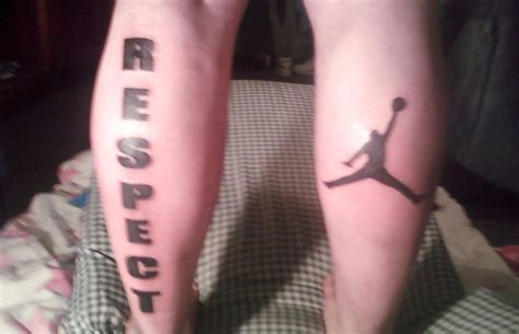 tattoo logo jordan these are just awful the 13 worst jordan jumpman logo