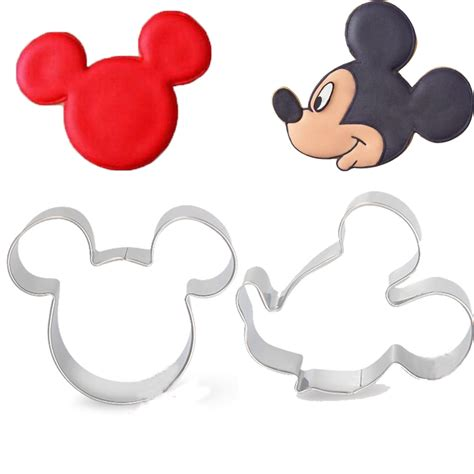 3d Biscuit Mold Cookie Cutter Press 15 minnie mouse mold promotion shop for promotional minnie