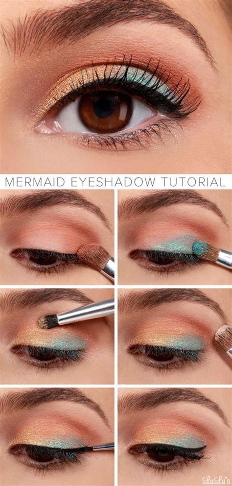 tutorial makeup lulu lulu s how to mermaid eyeshadow makeup tutorial 2322281