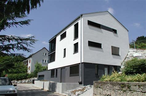 Sockel Haus by C C Architekten Bda