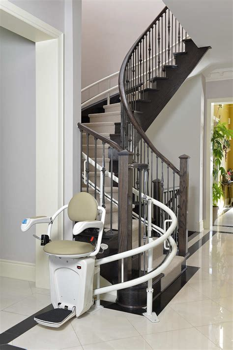 stair rail chair lift power stair lifts