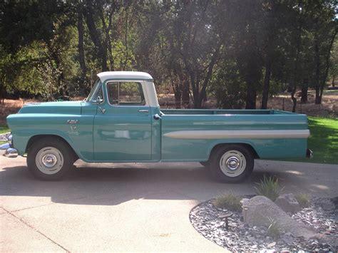 1958 gmc 150 fleetside bed 43811