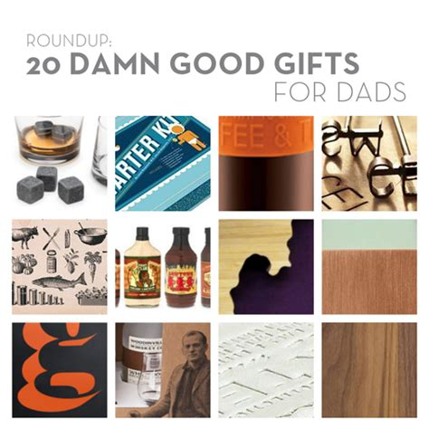 gift for dad roundup 20 damn good gifts for dads curbly