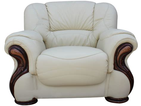 cream leather armchairs susanna italian leather armchair cream offer leather