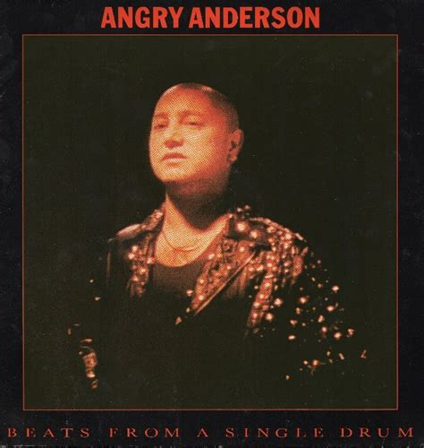 angry anderson rose tattoo angry beats from the single drum