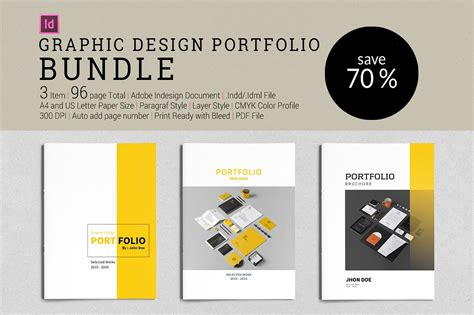 9 graphic design portfolio exles editable psd ai