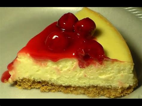 how to make cheesecake from scratch the best homemade cheesecake recipe youtube