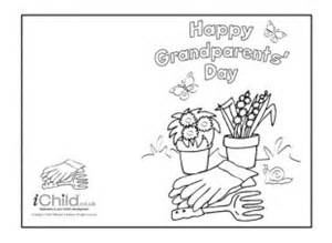 grandparents day template grandparents day printable cards printable cards
