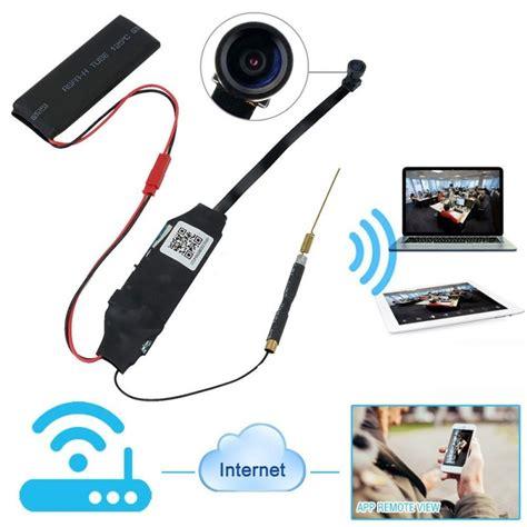 Mini Hd Wifi mini espion hd 1080p wifi sur batterie vision sur