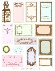 print labels template apothecary labels