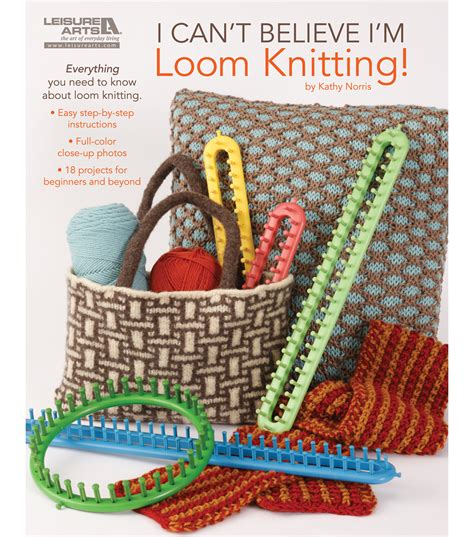 loom knitting classes leisure arts i can t believe i m loom knitting jo