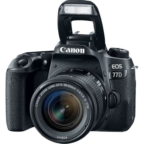 Kamera Canon Eos 77d Kit 18 55 Is Stm canon eos 77d 18 55mm is stm kit dslrs photopoint