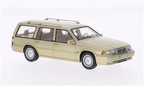 Volvo 850 Estate 1996 White 1 43 Minichs 430171412 New volvo 960 estate metallic beige 1996 neo diecast model car 1 43 buy sell diecast car on